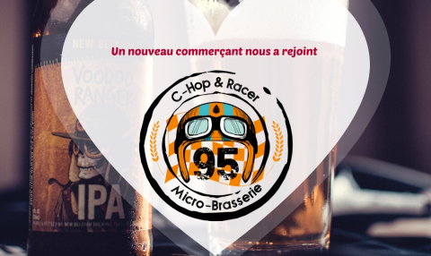 Nouveau commerçant : Micro Brasserie C-Hop & Racer