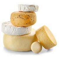 Image Assortiment de fromages 3 Variétés