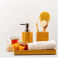 Image Rose en pétales de savon