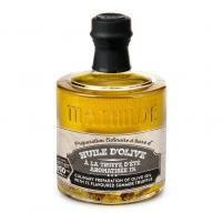 Image Préparation culinaire à base d'huile d' olive à la truffe d' été aromatisée 1 %