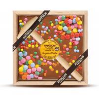 Image chocolat à casser lait 400 gr surprise partie