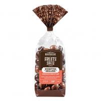Image Noisettes grillées chocolat noir et lait 200 gr