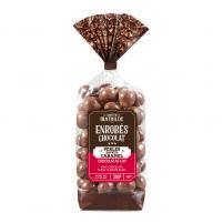 Image Perles chocolat lait  saveur caramel 200 gr