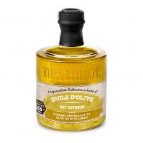 Image préparation culinaire à base d'huile d' olive au citron 250 ml
