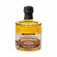 Image préparation culinaire à base d'huile d' olive aux cèpes 250 ml