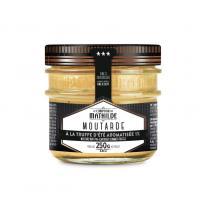 Image Moutarde 250 gr à la truffe d' été aromatisée 1%