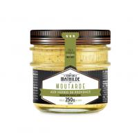 Image Moutarde 250 gr aux herbes de Provence