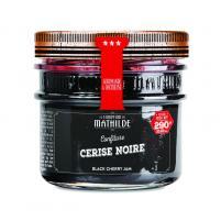Image confiture  cerise noire  290 gr