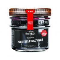Image confiture  myrtille sauvage 290 gr