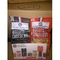 Image Biscuits chocolat 150g