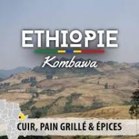 Image café en grain ethiopie - moka lekempti 250g