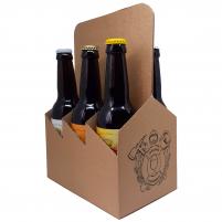 """Image Pack """"Découverte"""" 6 bières"""
