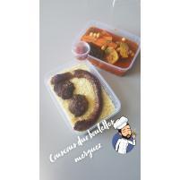 Image Couscous boulettes merguez