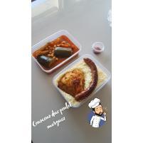 Image Couscous poulet merguez