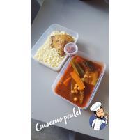 Image Couscous poulet