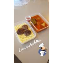 Image Couscous boulettes
