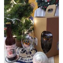 Image Pack  3 bouteilles de bières 33cl + un verre ou un tote bag de la brasserie