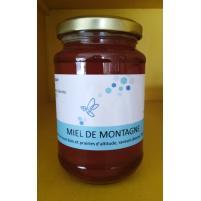 Image Miel de Montagne des Pyrénées (Ventenac Aude) 500G