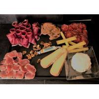 Image Planche Mixte Chacuterie Fromage pour 2 Personnes