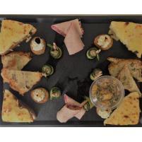 Image Planche végétarienne pour 2 personnes