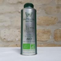 Image Huile d'olive Papillon bio 25cl