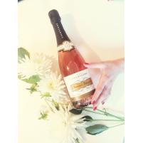 Image Champagne Lavergne Rosé 75cl