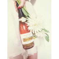 Image 6 bouteilles de Champagne Lavergne Rosé 75cl
