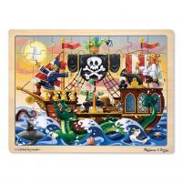Image Puzzle pirates 48 pièces