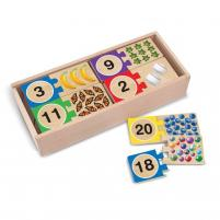 Image Puzzles des nombres de 1 à 20