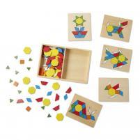 Image Blocs et planches de motifs - pavage - formes géométriques
