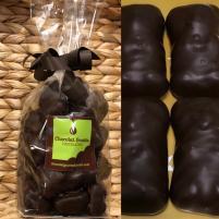 Image 18 oursons Guimauve enrobés de Chocolat noir
