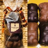 Image 18 Oursons Guimauve enrobés de Chocolat au lait et de chocolats noir