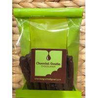 Image 25 Citronnettes : zestes de citron enrobés de chocolat noir