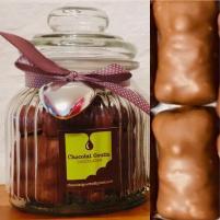 Image Bonbonnière 18 oursons Guimauve enrobés de Chocolat au lait 12€
