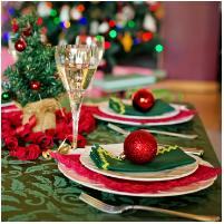 Image Repas de Noël - Menu 1